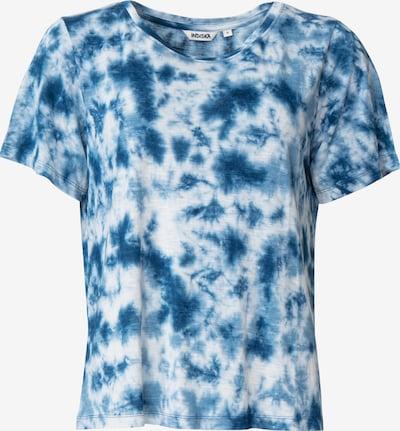 Indiska T-Shirts in blau, Produktansicht