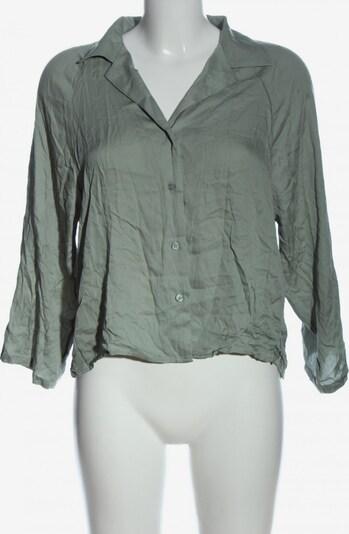 WEEKDAY Hemd-Bluse in S in khaki, Produktansicht