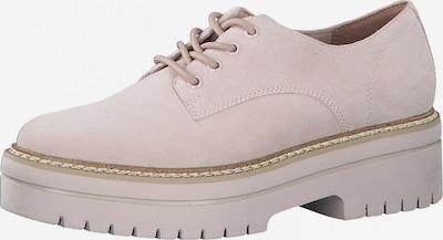 TAMARIS Schnürschuhe in rosa, Produktansicht