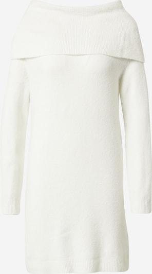 Rochie tricotat 'FLINKA' VILA pe alb, Vizualizare produs