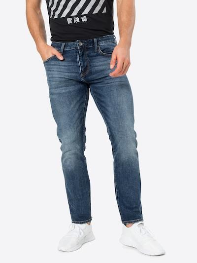 Superdry Jean en bleu foncé, Vue avec modèle