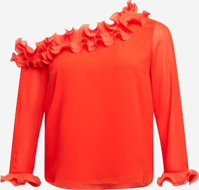River Island Plus Bluse 'COURTNEY' in rot, Produktansicht