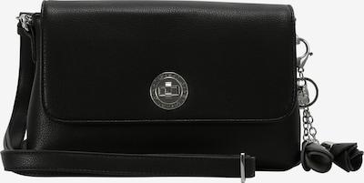L.CREDI Crossbody Bag 'Floria' in Black, Item view