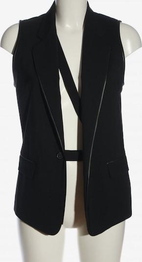 Barbara Bui Anzugweste in M in schwarz, Produktansicht