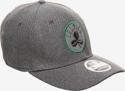 NEW ERA 9FIFTY NBA Boston Celtics Training Series Snapback Cap in grau, Produktansicht