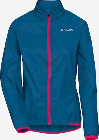 VAUDE Athletic Jacket 'Air III' in Blue