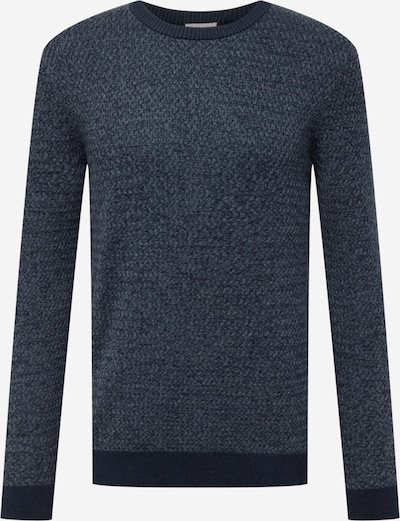EDC BY ESPRIT Sweater in Navy / Mixed colors, Item view