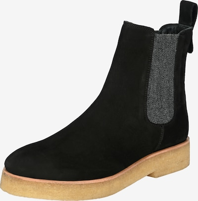 Crickit Chelsea Boot 'JOHANNA' in schwarz, Produktansicht
