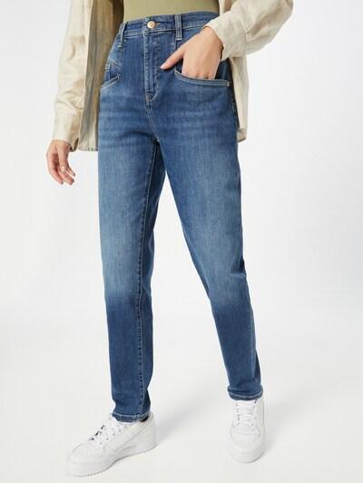 Jeans 'RICH CARROT' MAC pe albastru denim, Vizualizare model
