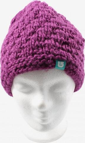BURTON Hat & Cap in XS-XL in Purple