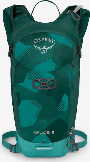 Osprey Rucksack 'Salida' in grün / hellgrün, Produktansicht