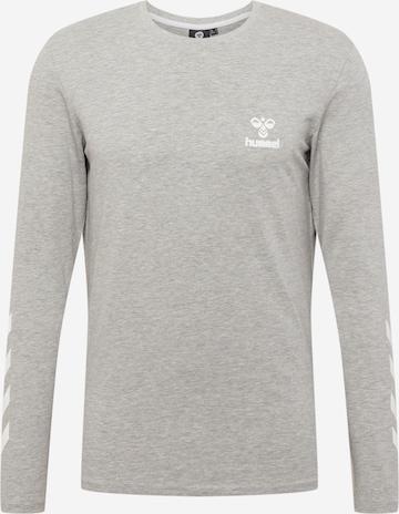 Maglia funzionale di Hummel in grigio