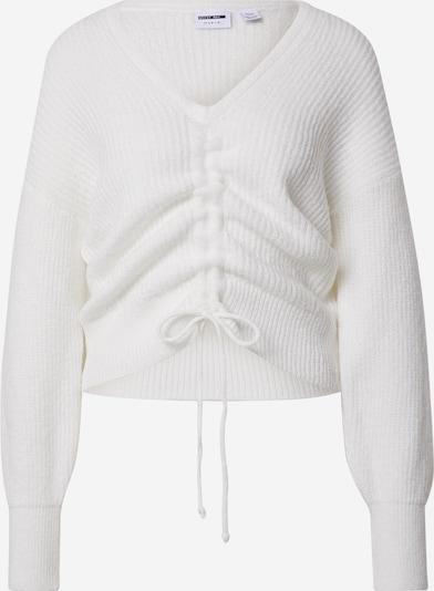 Noisy may Pullover 'GITTE' in weiß, Produktansicht