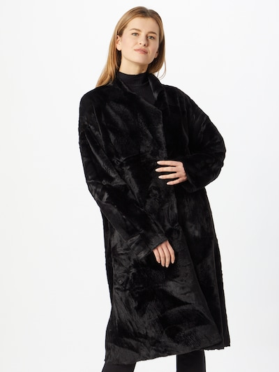 Demisezoninis paltas 'ALEXA' iš Arch The Label , spalva - juoda, Modelio vaizdas
