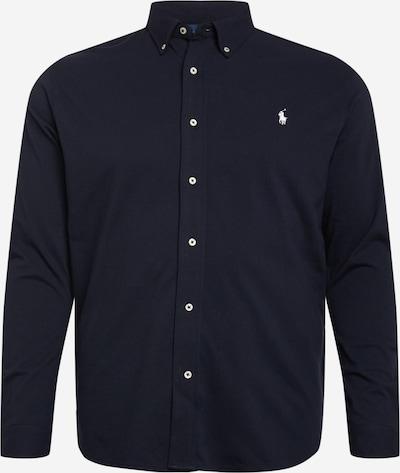 Polo Ralph Lauren Big & Tall Chemise en bleu marine, Vue avec produit