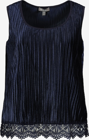 Ulla Popken Top in dunkelblau, Produktansicht