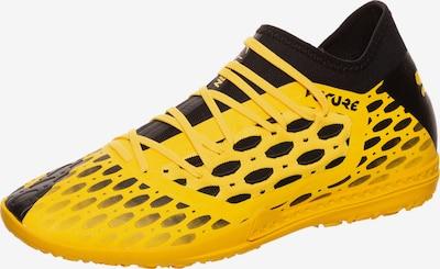 PUMA Fußballschuh 'Future 5.3 NETFIT TT' in gelb / schwarz, Produktansicht