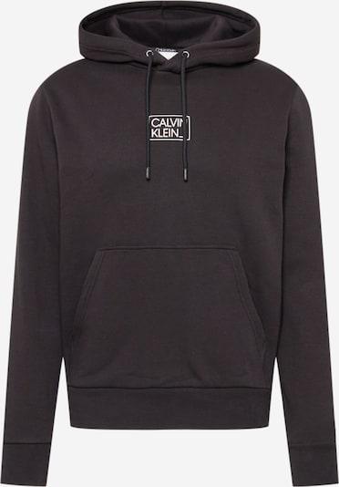 Calvin Klein Sweater majica u crna / bijela, Pregled proizvoda