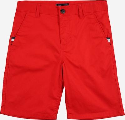 Kelnės 'ESSENTIAL' iš TOMMY HILFIGER , spalva - raudona, Prekių apžvalga