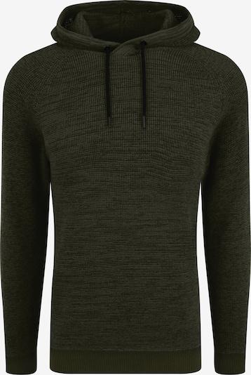 BLEND Sweater 'Comala' in Dark grey / Black, Item view