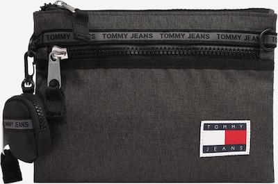 Tommy Jeans Umhängetasche en navy / rot / schwarzmeliert / weiß, Vue avec produit