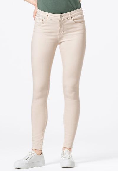 HALLHUBER Jeans 'Mia' in beige, Modelansicht