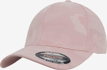Flexfit Cap in Pink