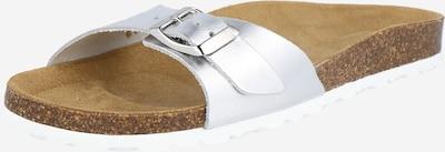 ONLY Pantofle 'MADISON' - stříbrná, Produkt