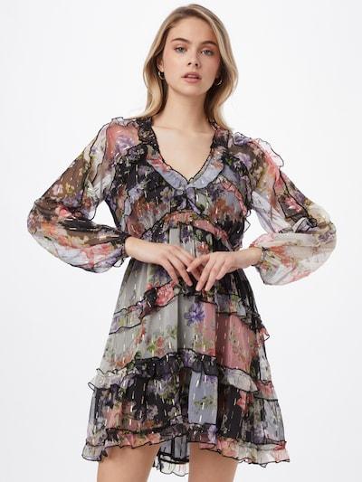 River Island Kleid 'CHLOE' in mischfarben / pink, Modelansicht
