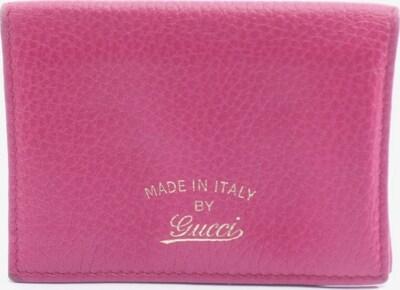 Gucci Kartenetui in One Size in fuchsia, Produktansicht
