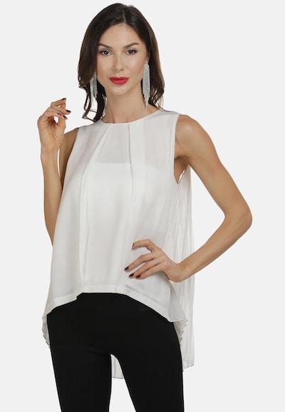 faina Bluse in weiß, Modelansicht