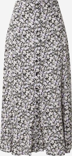 Fustă 'Celia' ZABAIONE pe lila / negru / alb, Vizualizare produs