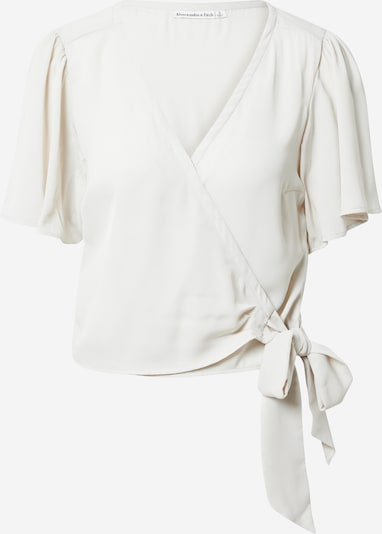 Abercrombie & Fitch Bluse in offwhite, Produktansicht