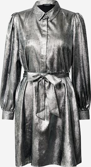 SELECTED FEMME Košilové šaty 'Aurelia' - stříbrně šedá, Produkt