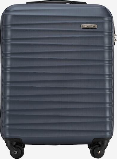 Wittchen Kleiner Handgepäckkoffer 'GROOVE Line' in blau, Produktansicht