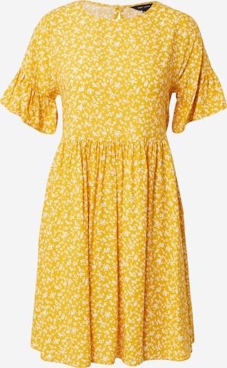 NEW LOOK Kleid in dunkelblau / hellorange / weiß, Produktansicht