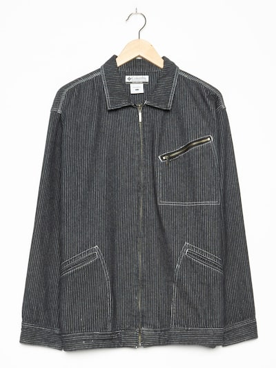 COLUMBIA Jeansjacke in L in schwarzmeliert, Produktansicht