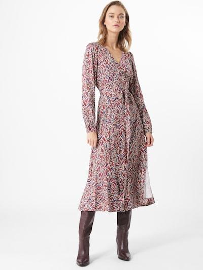 MICHAEL Michael Kors Kleid in rotmeliert, Modelansicht