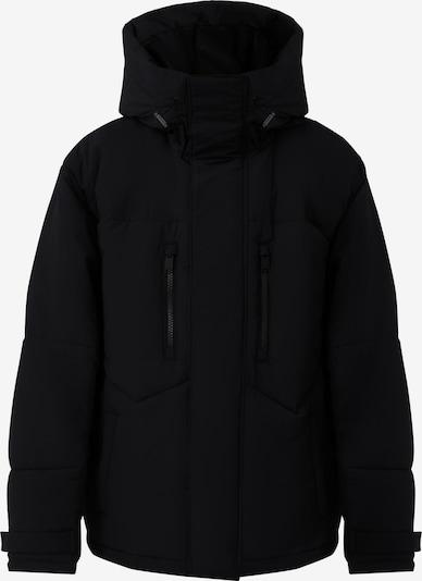 Finn Flare Steppjacke in schwarz, Produktansicht
