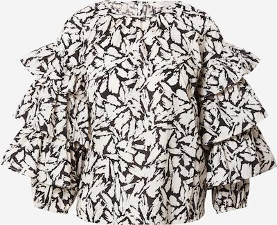 Part Two Bluse 'Jamia' in schwarz / weiß, Produktansicht