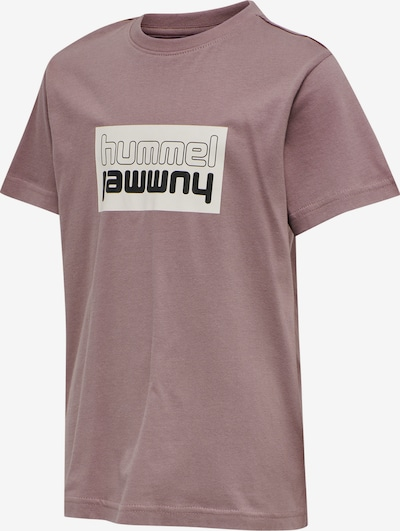 Hummel Shirt in mauve, Produktansicht