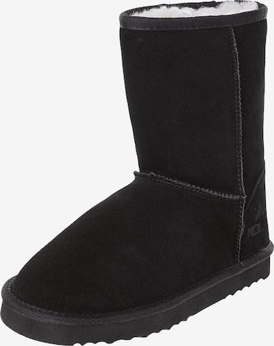 Mols Winterboots 'Tallulah W Leather' in schwarz, Produktansicht