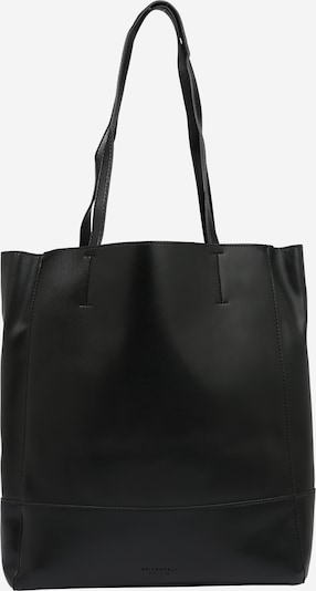 Seidenfelt Manufaktur Shopper 'Hollola' en negro, Vista del producto