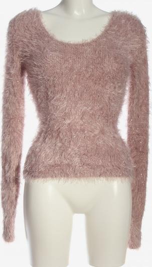 Jane Norman Rundhalspullover in M in pink, Produktansicht