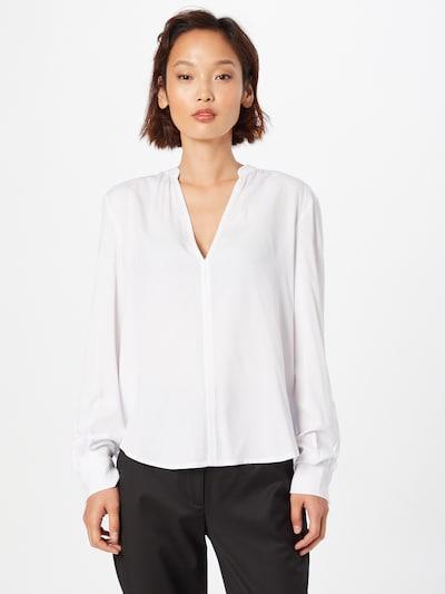 GUESS Bluse 'SIENNA' in weiß, Modelansicht