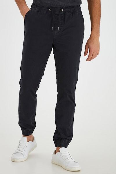 BLEND Stoffhose 'BRADEN' in schwarz, Modelansicht