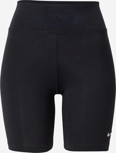 NIKE Sporta bikses, krāsa - melns, Preces skats