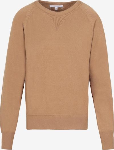 Scalpers Pulover | svetlo rjava barva, Prikaz izdelka