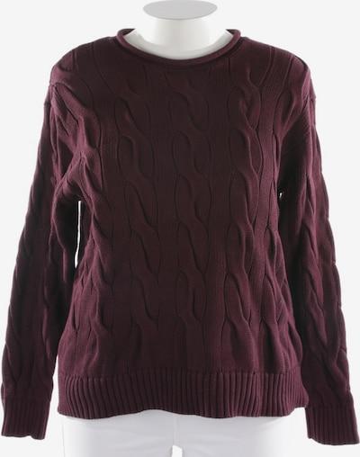 Polo Ralph Lauren Pullover in L in pflaume, Produktansicht