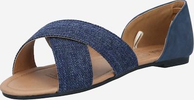 rubi Sandales 'Alira' en bleu marine, Vue avec produit